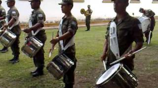 solo de tambores de la esesc 2010