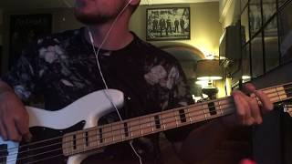 Twenty One Pilots - Nico and the Niners (Bass Cover)
