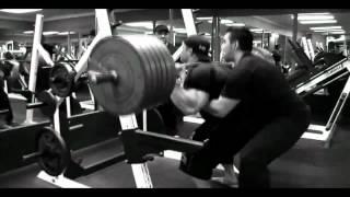 We adapt, we overcome. Bodybuilding motivation
