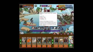 Ninja saga Battle trurtle beated Perfect