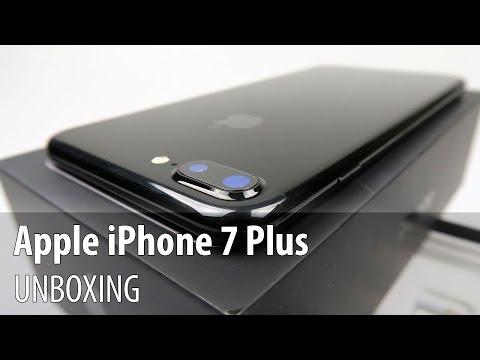 iPhone 7 Plus Unboxing în Limba Română (Varianta Jet Black de 128 GB)