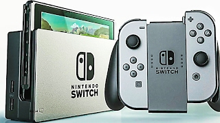 NINTENDO SWITCH - Hardware Overview Trailer