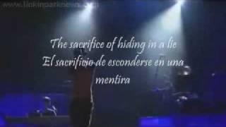 Linkin Park - Pushing Me Away (Piano &  lyric)