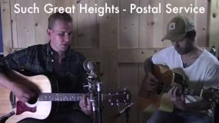 Such Great Heights - Postal Service - Cover