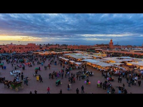 Marrakesh.Maroc HD .