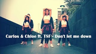 Carlos & Chloe ft. The Salsa Foundation - Don't let me down (Dj Khalid Bachata Remix)