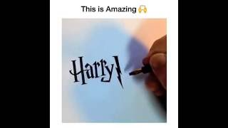 Amazing handwriting | The timed perfection