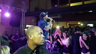 Rodriguinho ao vivo em Santos 2018 - Sonhos e Planos