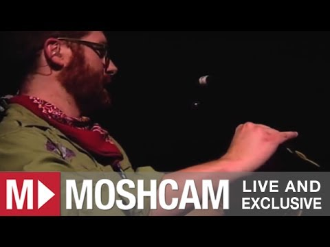 The Decemberists Shankill Butchers Live In Sydney Moshcam