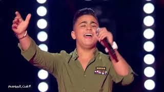أمير عاموري يغني للمطرب ناصيف زيتون