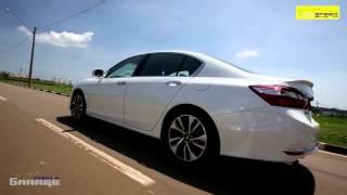 Honda Acord - Programa Raio X Garage