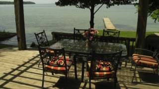County of Simcoe Cottage for Rent: #905 on Lake Simcoe near Orillia Ontario