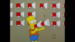 Bart Simpson dank meme and wii music (earrape)