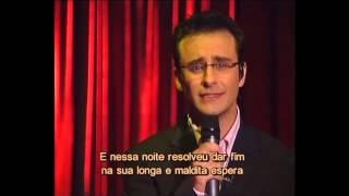 Som de Cristal - Marante feat Rui Unas no Cabaret da Coxa