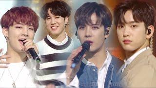 《Comeback Special》 GOT7 (갓세븐) - Q @인기가요 Inkigayo 20170326