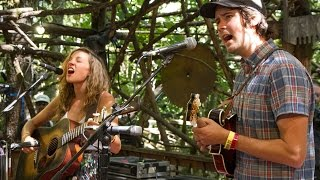 Woods Stage (S03E05) Mandolin Orange - Cavalry @Pickathon 2015