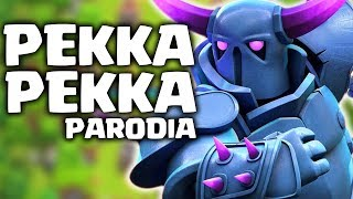 PICKY PICKY (PARODIA DE CLASH ROYALE) | Picky - Joey Montana | GiovaGames