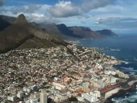 Helicopter tour Cape Peninsula
