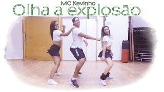 MC Kevinho - Olha a Explosão | Coreografia | Cia. Brown Andrade
