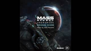 Mass Effect Andromeda Soundtrack - 4  A Trail of Hope