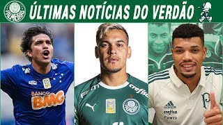 Time  da EUROPA interessado no Gustavo Gomez   M. Moreno fala do Palmeiras   Juninho no Grêmio? e+