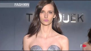 TUFI DUEK Summer 2015 Sao Paulo - Fashion Channel