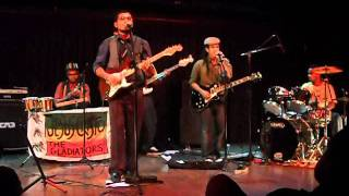 Trem de Zion - Shake It Up (Cultural Reggae Festival 2011)
