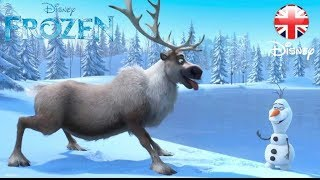 FROZEN | First Look Trailer | Official Disney UK