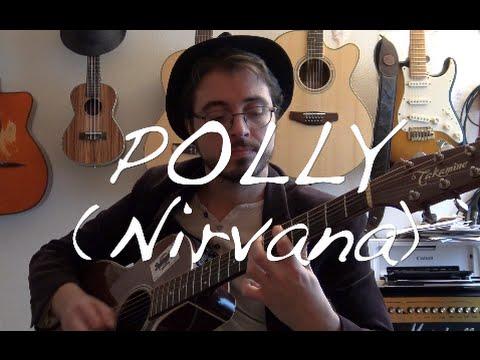 Comment jouer Polly de Nirvana à la guitare