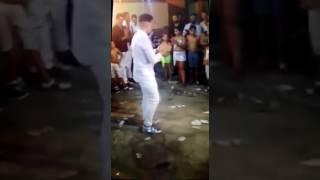 Gitano bailando por bulerias
