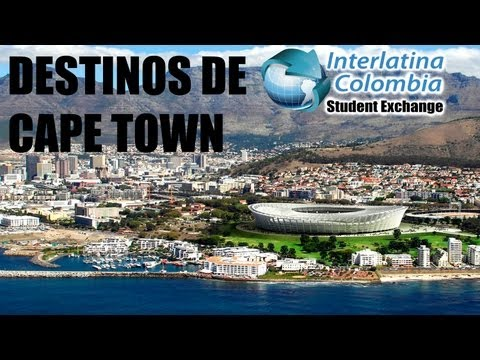 Cape Town, South Africa   Top 5 Travel Attractions 360p