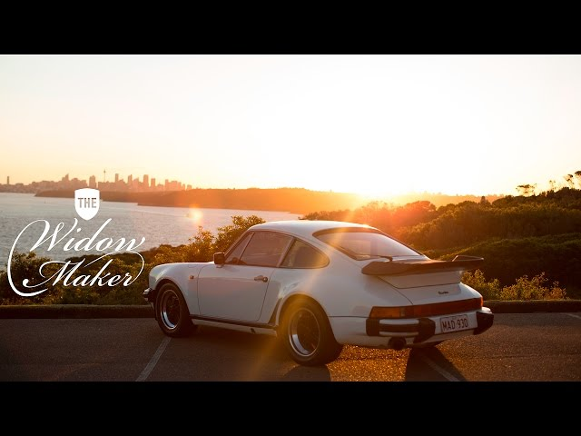 This Porsche 930 Turbo Is A Widowmaker