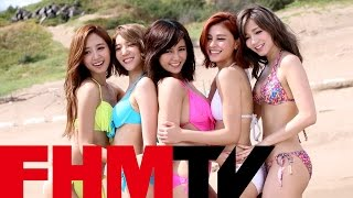 FHM 2016 九月號 Cover Girl -Popu Lady瘋狂一夏吧