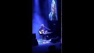 "Chris Cornell - ""Like The Wind"" (Improv/spoof),  Live in Tel Aviv, 6.5.2016"