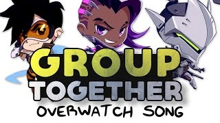 Instalok - Group Together [Overwatch Song] (Shawn Mendes - Treat You Better PARODY)
