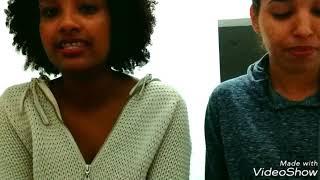 Sentimento Bom - Filosofia Reggae (cover) | Aline Cristina part. Isabele Nunes