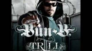 Bun B - That's Gangsta (Feat. Sean Kingston)