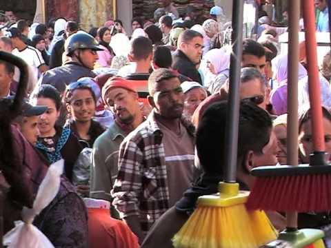 morocco-Meknes-Shopping Center