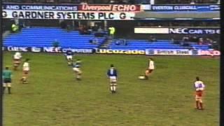 Everton 4-2 Chelsea 1993-94
