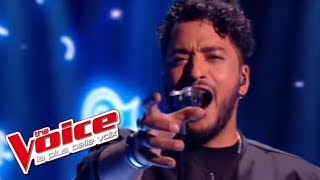 Slimane - « J'en suis là » | The Voice France 2017 | Live