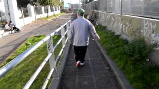 El Gordo Valoo FT Bazooka - La Flor De Mi Jardín VideoClip Oficial (LaTriBuReCoRd´S)