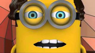 Gotye ~ Somebody That I Used To Know ( Minions version ).