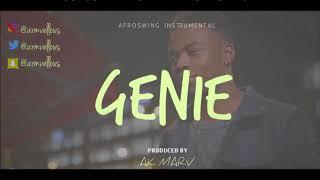"""Not3s x Kojo Funds Type Beat - """"GENIE"""" Instrumental (Prod. By Ak Marv)   Afroswing 2018"""