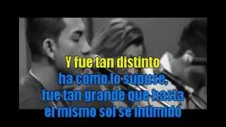 Hoy Quiero KARAOKE - Idéntico ft. Michelle Soifer