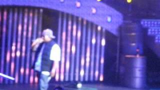 Wisin y Yandel con Franco El Gorilla He Querido Quererte Live