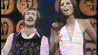 """SONNY & CHER  """"There's A Kind Of A Hush"""""""