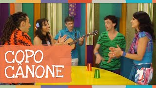 Copo Cânone (Música: Uma Era) - Palavra Cantada  DVD Brincadeiras Musicais da Palavra Cantada