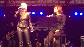 Zizi Possi e Luiza Possi - Haja o que Houver - Sesc Itaquera 05/07/2015