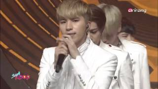 Simply K-Pop - HIGH4(하이포) _ D.O.A. - Ep.190 /  2015-11-20