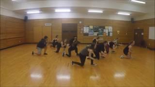 Advanced Hip Hop: Macklemore & Ryan Lewis – Dance Off | ODA